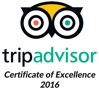 La Vue Guest Lodge and Function Venue Certificate of excellence on TripAdvisor